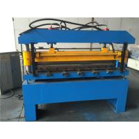 China Stainless Steel Coil Slitting Machine 5.5KW PLC Control 5 Ton Manual Decoiler wholesale