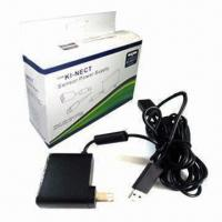 China AC Adapter with 100 to 240V/0.3A/47 to 63Hz Input and 12V/1.08A Output for Xbox 360 Kinect wholesale