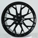 China 21x10 And 21x12 Gloss Back 1- PC Forged Rim Ferrari Wheels wholesale