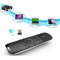 Quality Mini Keyboard Air Mouse RF TV Remote Control for Akira Laser Pointer for sale