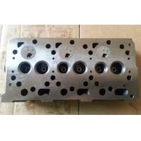 Buy cheap Diesel Engine Cast Iron Aluminum Cylinder Head For Kubota D1105 Excavator from wholesalers