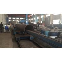 China 12m  Length CNC Pipe Making Machine With Lincoln Welding Source wholesale