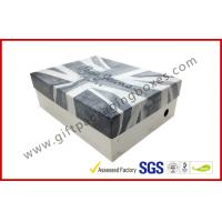 China Customized Grey Board Apparel Gift Boxes wholesale
