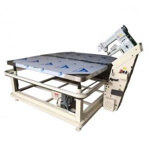China Lock Stitch Mattress Tape Edge Sewing Machine High Precision Run Smooth wholesale