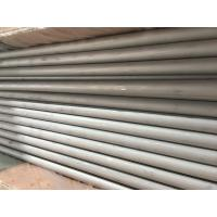 China Stainless Steel Seamless Tube(Tubos para Calderas ), Pickled , Solid , Annealed ASTM A269 TP304,TP304L,TP316,TP316L on sale