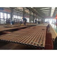 China Easy Operation Pneumatic Pipe Beveling Machine With Electric / Pneumatic Driven wholesale