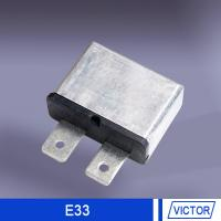 Snap action Bimetal Temperature Switch / Thermal overload protection for electric motors