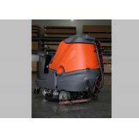 Buy cheap Intelligent Floor Scrubber Dryer Machine , Automatic Riding Floor Scrubbers from wholesalers
