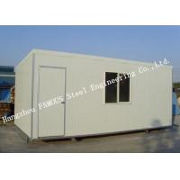 China 20 Ft Finely Decorated Modern Luxury Prefab Container House Complete Set Of Furniture wholesale