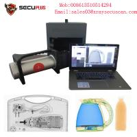 China Mobile Dual Energy X Ray Baggage Scanner Machine For Army , Easy To Move wholesale