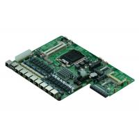 China LGA1150 Intel® Core™ i3/i5/i7 8 LAN motherboard with PCIE x8 to expand SFP port wholesale