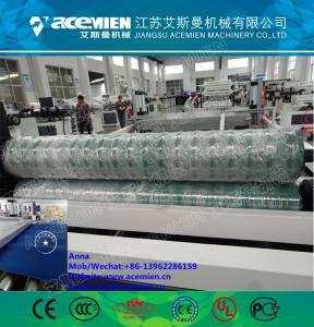 Quality trapezoidal roof sheet machine plastic wave sheet making machine for sale