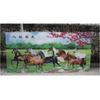 China OK3D HOT SALE 3D LENTICULAR PRINTING by injekt printing maxium size 2mx3m wholesale
