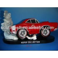 China resin craft, resin car craft wholesale