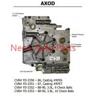 China Auto transmission AXOD sdenoid valve body good quality used original parts wholesale