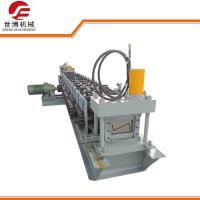 China Steel Frame Z Purlin Arc Panel Metal Steel Roll Forming Machine Full Automatically wholesale