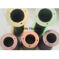 China Grade 5 Titanium Disc Bolts / Medical Industry Anodized Nuts And Bolts on sale