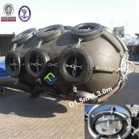 China ISO standard floating pneumatic rubber fender for ships wholesale