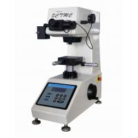 China 1kg Test Force Vickers Microhardness Tester with Built-in Printer , Micro Hardness Testers wholesale