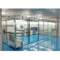 China HEPA Filter 220V Class 100000 Softwall Clean Room wholesale