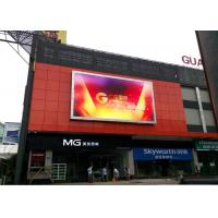 China P6 P8 P10 Led Outdoor Display Board Full Color 1R1G1B SMD3535 LED Chip 35w wholesale
