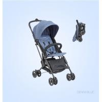 China Mini Capsule Plus Baby Carriage Stroller One Hand Innovative One - Step Folding wholesale