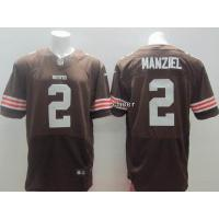 China nike nfl Cleveland Browns 2 Manziel Gilbert Jersey wholesale