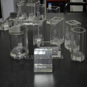 China Acrylic hotel supplies wholesale