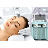 China Professional Radio Frequency Facial Machine Beauty Treatment Machines White Color wholesale