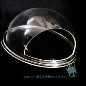 China Simple love acrylic fish jar wholesale