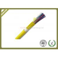 China Indoor Fiber Optic Cable 12core multi-core breakout cable with tight buffer 1km length wholesale