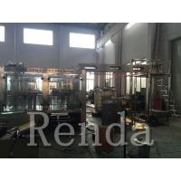 China Automated Complete Mineral Water Filling Machine Electric Driven 9KW For Beverage wholesale