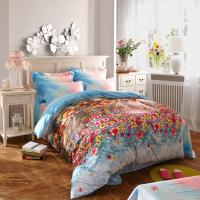 China 100 Percentage Cotton Fabric Home Bedroom Bedding Sets Most Comfortable wholesale
