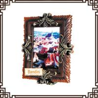 China Christmas Gift Photo Frame Ornaments Decorations, Resin Picture Frame A0370Q wholesale