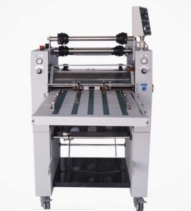 China Double Side Laminator Film Lamination Machine With Separator GS5002 wholesale