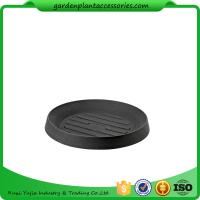 """China Plastic Flower Pot Saucers / Plant Pot Trays Prevents Water Stains On Decks Large: is 13"""" inside diameter, 18"""" outside wholesale"""