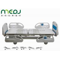 China ICU Electric Hospital Bed , Multifunctional Electric Medical Bed Sickbed on sale