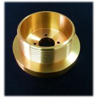 China Small CNC Turned Parts With Cylindricity Of 0.005mm , Diameter 500mm wholesale