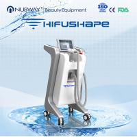 China Ultrashape body slimming hifuweight loss beauty machine promotion now! wholesale