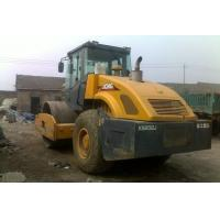 Quality 20t Single Drum Vibratory Road Roller For Road Building And Repaired XS202J for sale