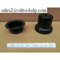 """Buy cheap API 4"""" IF/NC46 steel or metal Thread Protector from wholesalers"""
