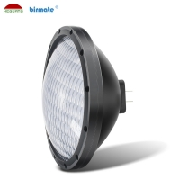 Buy cheap RGB switch ON / OFF 17W 12V AC GX16D base aluminum control PAR56 LED pool light from wholesalers