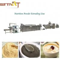 China Efficient Baby Food Production Line ,Infant / Baby Food Making Equipment wholesale