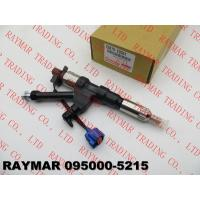 Buy cheap DENSO Common rail fuel injector 095000-5210, 095000-5213, 095000-5215 for HINO P11C 23910-1252, 23670-E0350, 23670-E0351 from wholesalers
