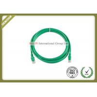 China AT6 UTP Network Patch Cord  Rj45 Patch Cable Plug And Play Customerized Length wholesale