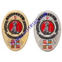 China China wholesale enamel badge pins wholesale