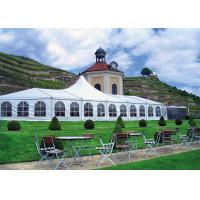 Buy cheap 300-2000 People Big Wind Proof Large Wedding Tents With Tables And Chairs from wholesalers