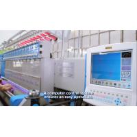 China Professional Embroidery Quilting Machine , Easy Stitch Sewing Machine For Curtains on sale