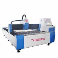 China 700W / 1000W Stainless Steel Fiber Laser Cutting Machine 3mm Cutting Thickness wholesale