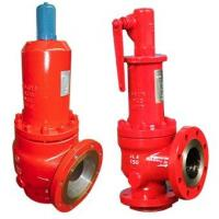 China 150# Full lift safety valve type Pressure Reducing Valves with Flanged end cast steel body wholesale